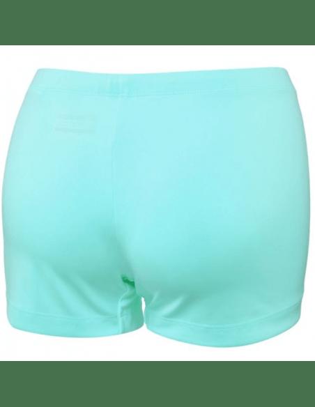 Pantaloncini Lotto Ace donna sotto vestito