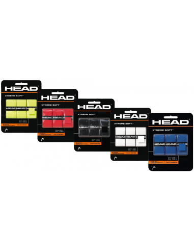 Overgrip Head Xtreme Soft
