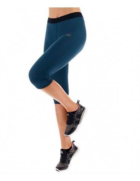 Pantaloni Leggings Lotto X-Fit Mid blu