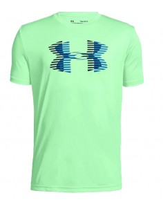 Maglietta Under Armour Tech Big Logo Solid Junior