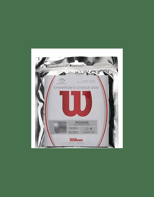 Wilson Champioship Choise