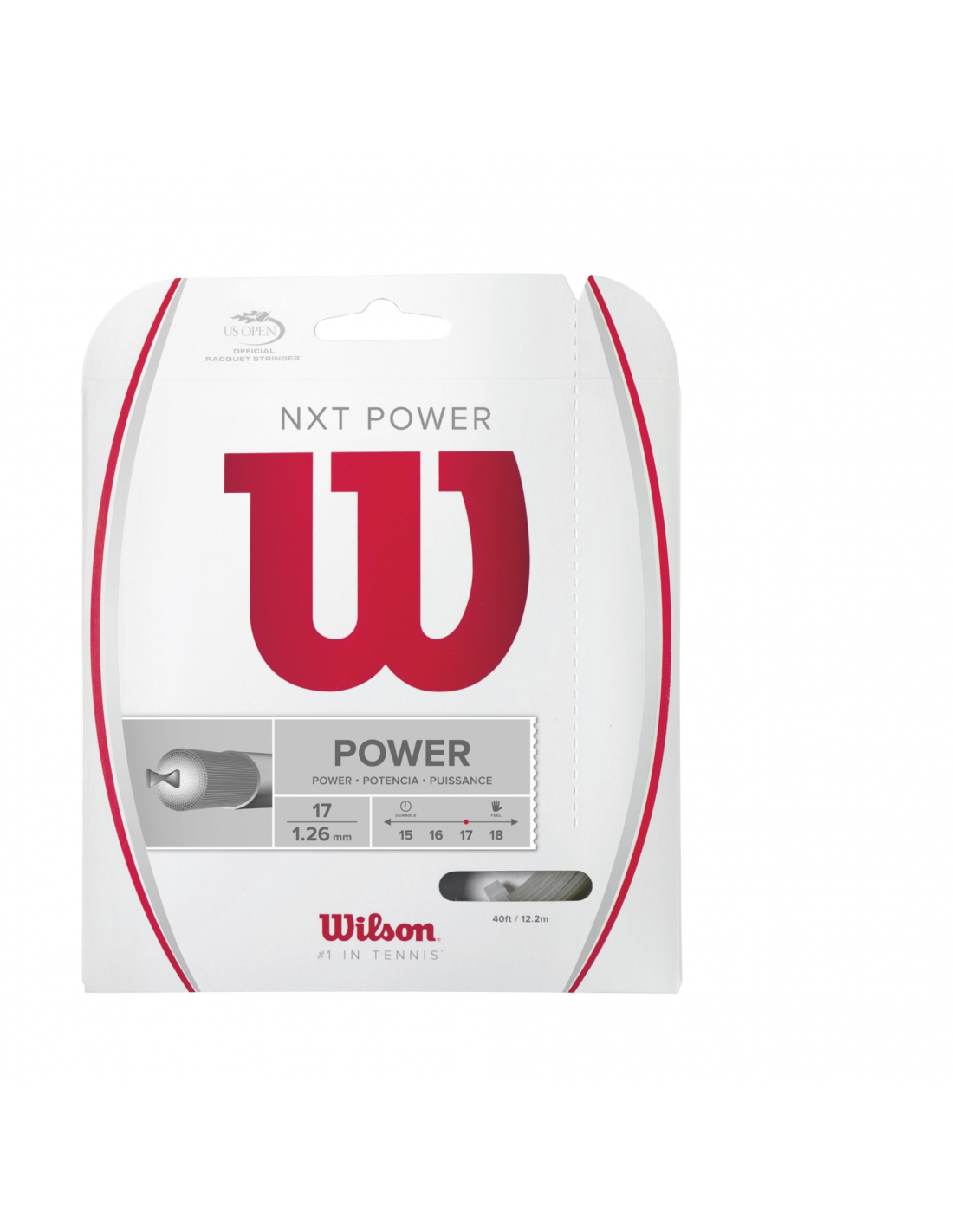 Corda Wilson Nxt Power Universotennis It