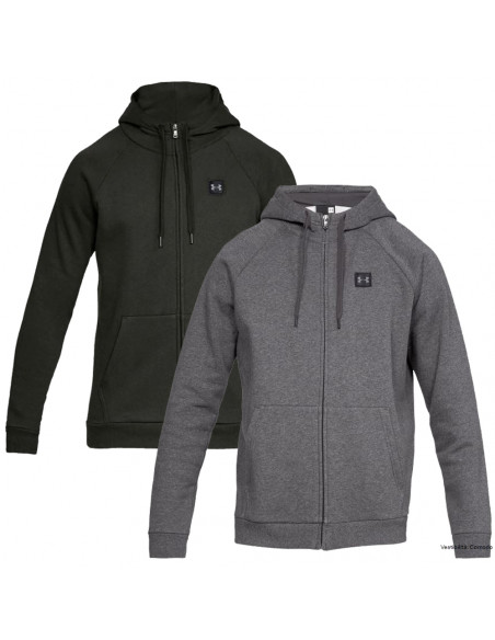 Felpa Under Armour Rival Fleece Fz Hoodie