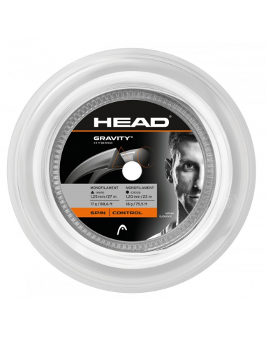Corde Head Gravity