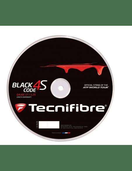Corda Tecnifibre Black Code 4S