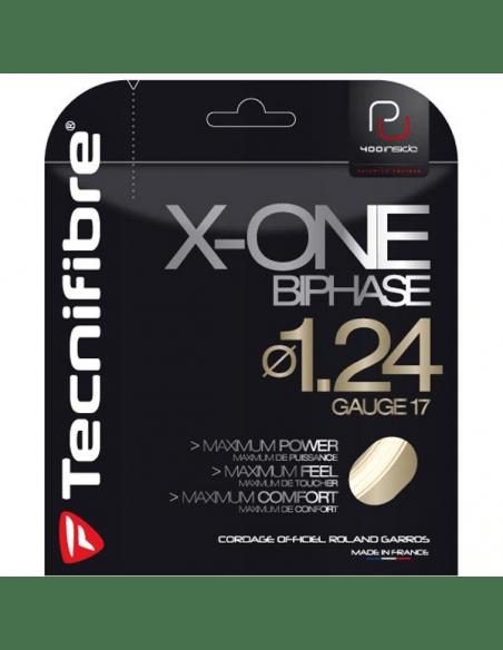 Corda Tecnifibre X-One Biphase